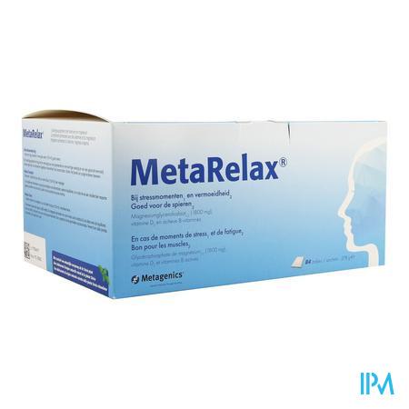 Metarelax Zakje 84 23416 Metagenics
