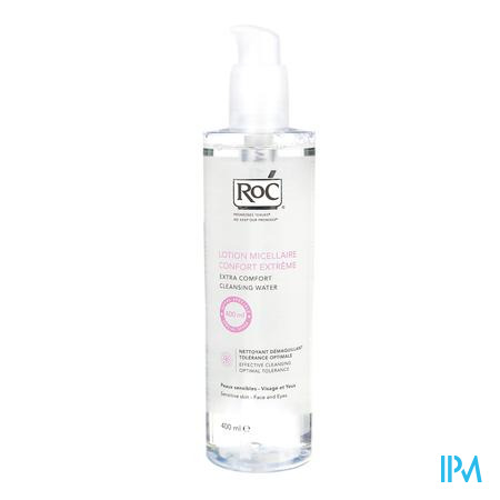 RoC Extra Comfort Micellair Water 400 ml