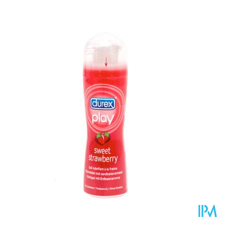 Durex Play Sweet Strawberry Gel Lubrifiant 50ml