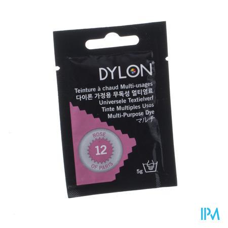 Dylon Kleurstof 12 Rose Paris