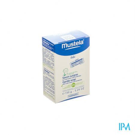 Mustela Bébé Savon Surgras + Cold Cream 150 g