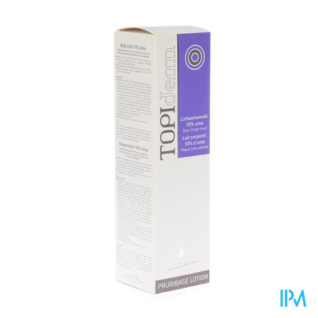 Topiderm Lichaamsmelk 10% Urea 200 ml