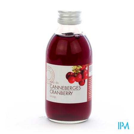 Farmawebshop - CRANBERRY SIROOP REVOGAN 200 ml