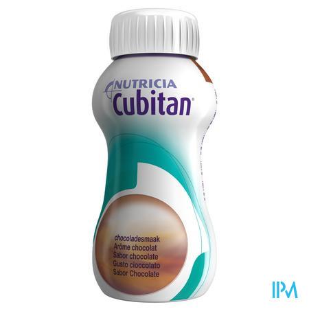 Cubitan Choco 4x200 ml