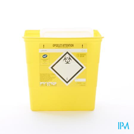 Sharpsafe Naaldcontainer 13l 4115a