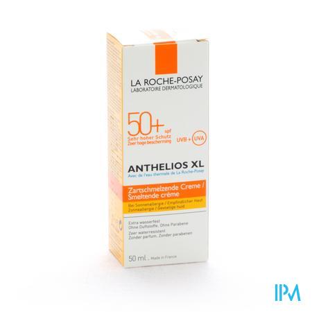 La Roche Posay Anthelios SPF50+ Crème Fond Zonder Parfum 50 ml