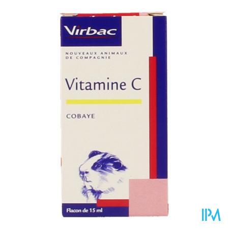 Vitamine C Cobaye 15 ml oplossing