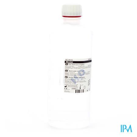 Bx Steriel Water Voor Irrigatie W7114 1 l