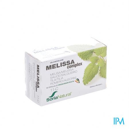 Soria 11 - C Melissa Complex 60 capsules