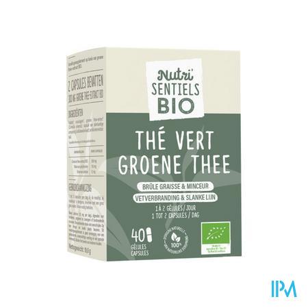 Nutrisentiels The Vert Bio Comp 40