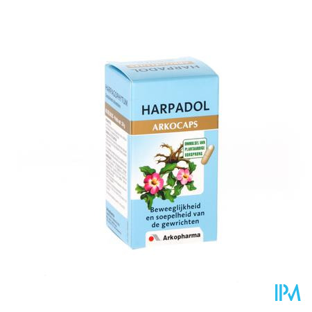 Arkocaps Harpadol Plantaardig 45