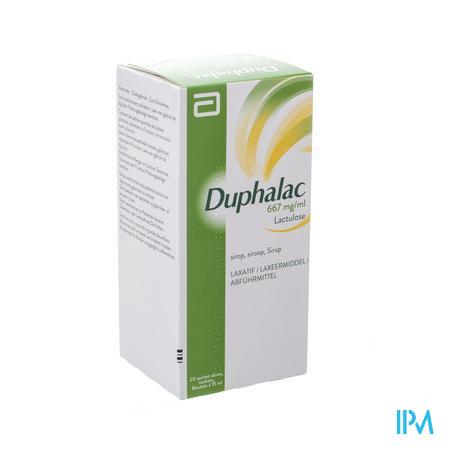 Duphalac Sach 20 X 15ml