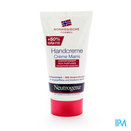 Neutrogena Handcrème Concentraat (zonder parfum) 50 ml