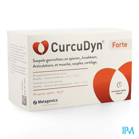 Curcudyn Forte Caps 90 25635 Metagenics