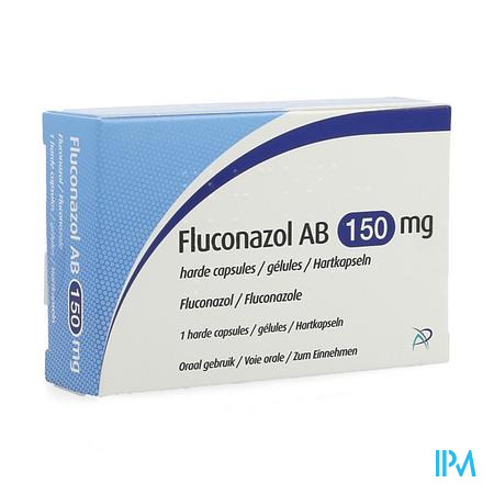 Fluconazol Ab 150mg Harde Caps 1