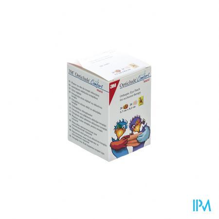 3M Opticlude Comfort Maxi Variety 5.7 cm x 8 cm 40 Pièces 40 pièces