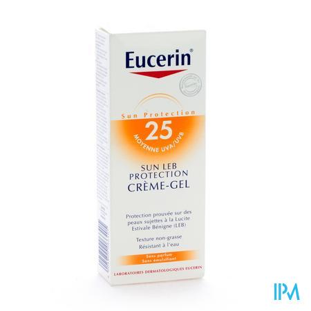 Eucerin Sun LEB Protection Crème-Gel UV 25 150 ml