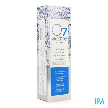 O7 Active Dentifrice Blancheur 75 ml O760