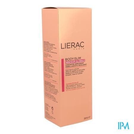 Lierac Body Slim Vermagering Global Tube 200ml