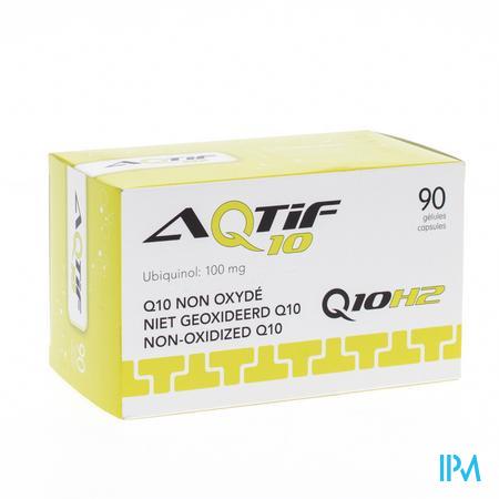Aqtif 10 90 capsules