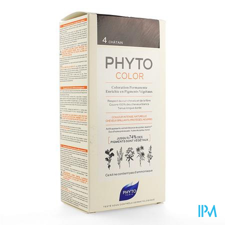 Phytocolor 4 Chatain