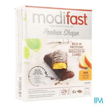 Modifast Intensive Control Reep Sinaas-pure Choco6