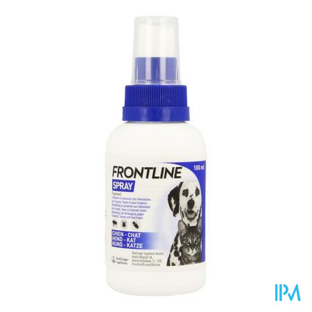 Frontline Spray Fl 100ml