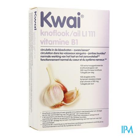 Kwai Look Li 111 Vtamine B1 Drag 100