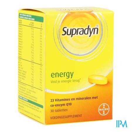 SUPRADYN ENERGY COMP PELL. 30 (complément alimentaire)