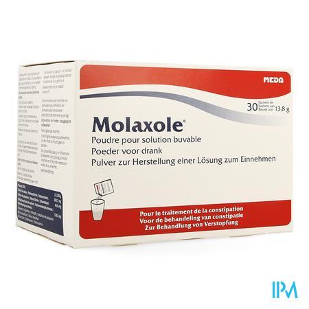 Molaxole Zakjes 30 X 13,8g