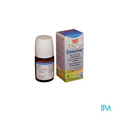 VSM Kindival 100mg 120 tabletten