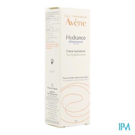 Avene Hydrance Rijk Creme Nf 40ml