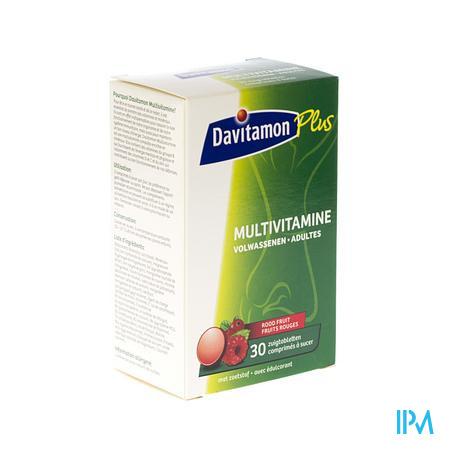 Davitamon Adult 30 comprimés à sucer