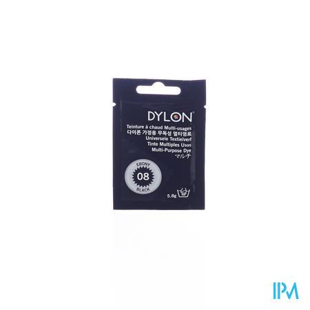 Dylon Kleurstof 08 Ebony Black