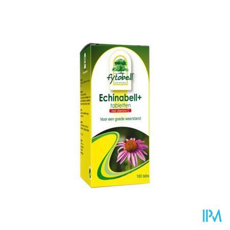 Fytobell Echinabell + Vit C 180 tabletten