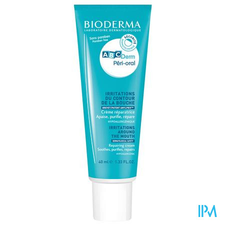 Bioderma Abc Derm Peri-oral Creme 40ml