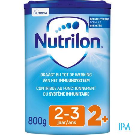 Nutrilon 2+ Groeimelk baby vanaf 2 jaar Poeder 800g