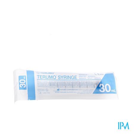 Seringue Jetable Terumo Luer-Lock Piqûre Sans Aiguille 30 Ml Ss30le1 1 pièce