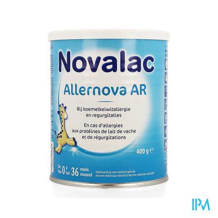Novalac Allernova Ar 0-36m 400 gr