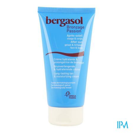 Bergasol After Sun Creme Gezicht Lichaam Nf 150ml