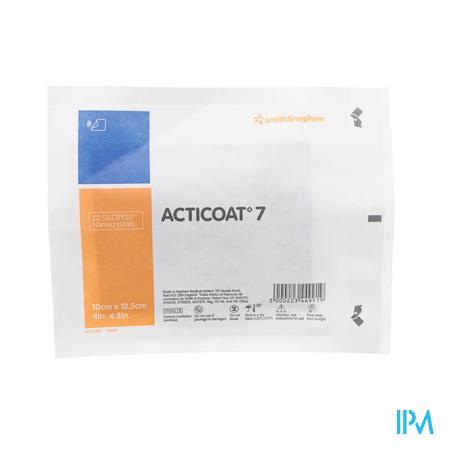 Acticoat 7 Verband Individueel 10cm x 12.5cm 1 stuk