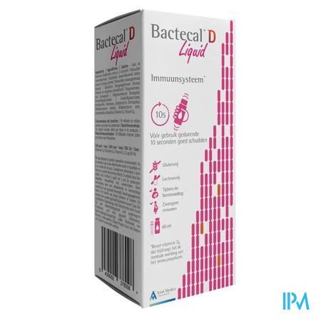 Bactecal D Liquid 60ml