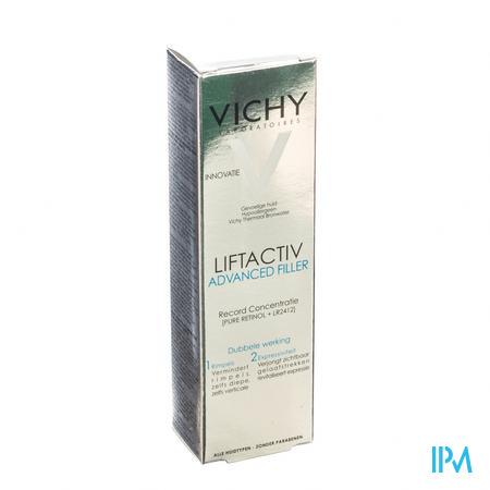 Farmawebshop - VICHY LIFTACTIV ADVANCED FILLER  30 ML