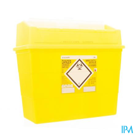 Sharpsafe Naaldcontainer 30l 41802431