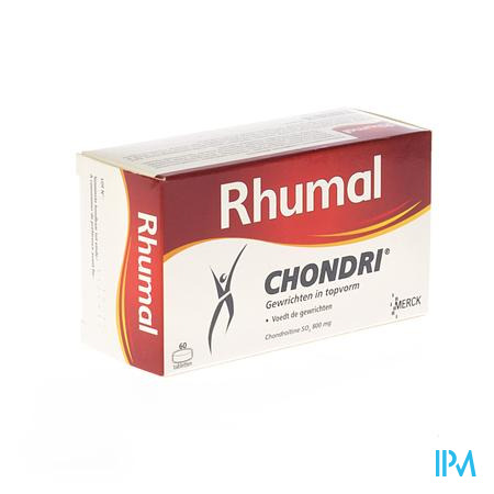Rhumal-Chondri 800mg 60 tabletten