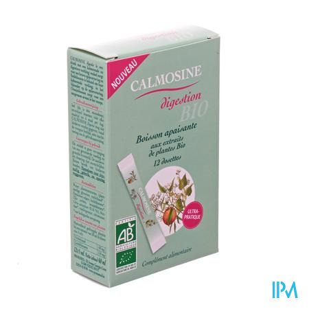 Calmosine Drink Rustgevend Plantextr.bio 12 Dosis