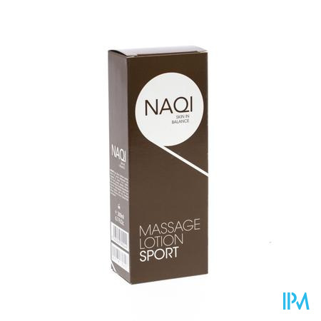 Naqi Massage Lotion Sport 200 ml
