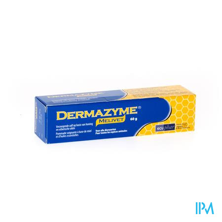 Dermazyme Melivet 60 g