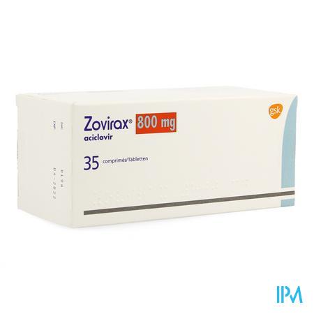 Zovirax Comp 35 X 800mg