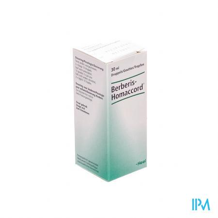 Berberis-homaccord Druppels 30 ml Heel